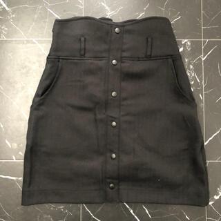 エモダ(EMODA)のEMODA ハイウエストスカートショーパン(ショートパンツ)