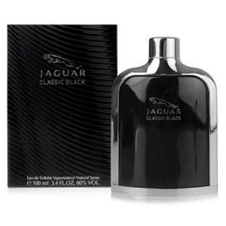 ジャガー(Jaguar)の【新品】JAGUAR 香水  ジャガークラシック ブラック 40ml (ユニセックス)