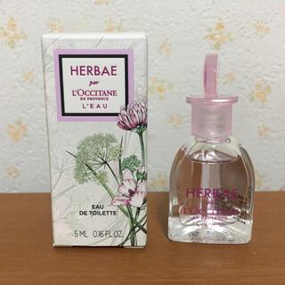 ロクシタン(L'OCCITANE)のロクシタン エルバヴェール(香水(女性用))