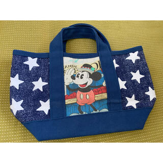 Disney - ディズニーミニトートマチあり𓂃