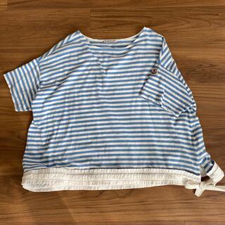 モンクレール(MONCLER)のモンクレール トップス(Tシャツ(半袖/袖なし))
