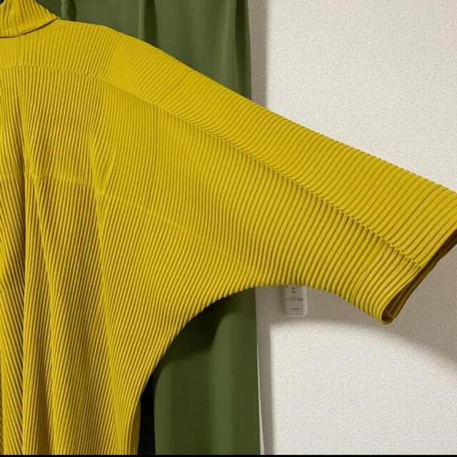 ISSEY MIYAKE(イッセイミヤケ)のHOMME PLISSE ISSEY MIYAKE プリーツロングシャツコート メンズのジャケット/アウター(ステンカラーコート)の商品写真