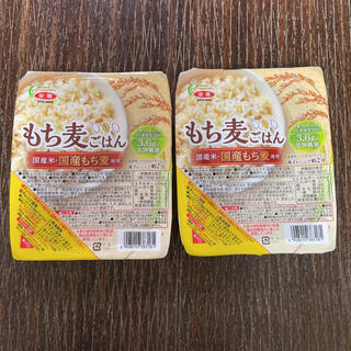 国産もち麦ごはん 国産米・国産うるち米 もち麦30%配合 150g×2パック(米/穀物)