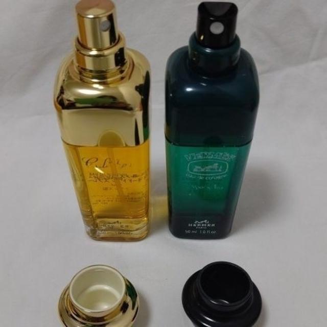 Hermes(エルメス)の【未使用品】HERMES オードトワレ カレーシュ、ナチュラル 香水 コスメ/美容の香水(ユニセックス)の商品写真