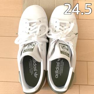 adidas - adidas スタンスミス カーキ