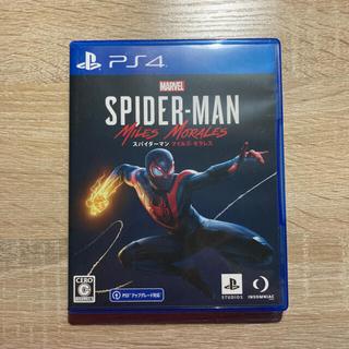 プレイステーション4(PlayStation4)のスパイダーマン マイルズモラレス ps4(家庭用ゲームソフト)