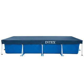 インデックス(INDEX)のコストコ インテックス 超大型フレームプール450×220×84cm(マリン/スイミング)