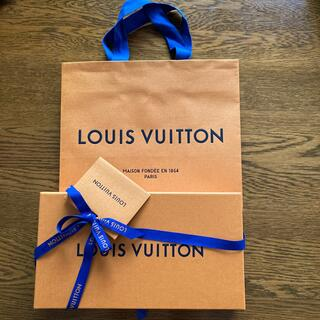 LOUIS VUITTON - LOUIS VUITTON  空箱&紙袋