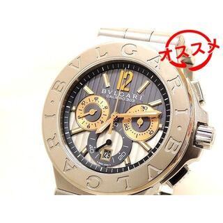 ブルガリ(BVLGARI)のブルガリ 時計 ■ DG42SWGCH ディアゴノ カリブロ303 クロノグラフ(腕時計(アナログ))