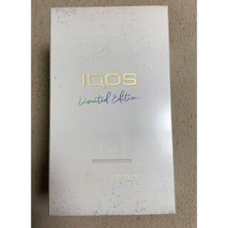 IQOS - iQOSムーンシルバー 新品未使用 未開封 製品未登録