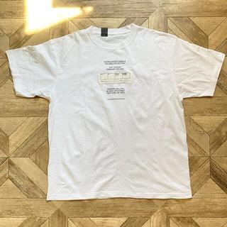 エヌハリウッド(N.HOOLYWOOD)の◇ N.HOOLYWOOD◇Tシャツ◇ホワイト◇40◇(Tシャツ/カットソー(半袖/袖なし))