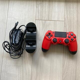 PlayStation4 - PS4用コントローラー、充電スタンド