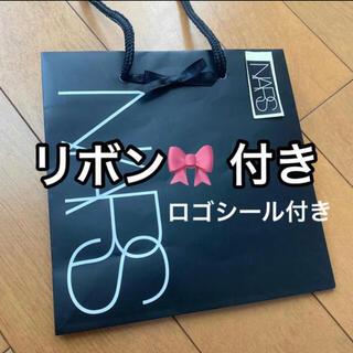 ナーズ(NARS)の❤️ Nars ナーズ 袋  1枚  リボン付きショッパー 新品(ショップ袋)
