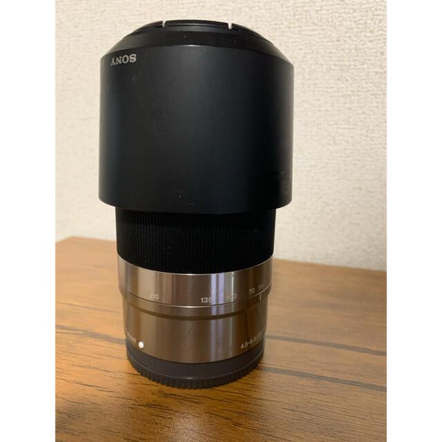 SONY(ソニー)の★望遠レンズ★ソニー SONY E 55-210mm F4.5-6.3 OSS スマホ/家電/カメラのカメラ(レンズ(ズーム))の商品写真