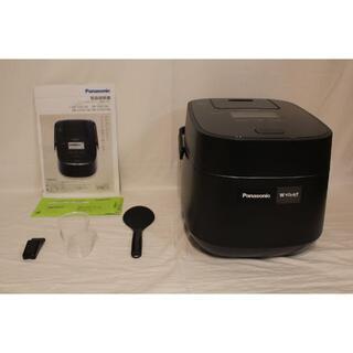 Panasonic - ★ほぼ新品★ パナソニック 炊飯器 1升 最高峰モデル SR-VSX180-K