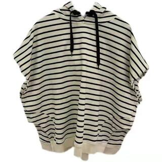 Jil Sander - Jil Sander ジルサンダー 21SS バーカー Tシャツ半袖 ストライプ