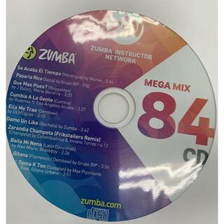 ズンバ(Zumba)のzumba megamix 84 CD 最新版(その他)