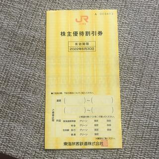 JR東海 株主優待割引券