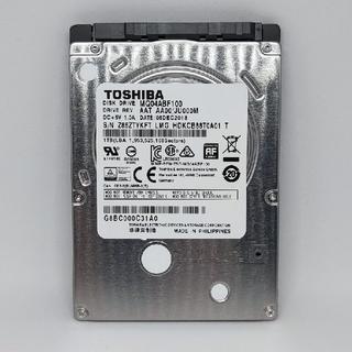 東芝 - TOSHIBA 2.5インチ 7mm 内蔵HDD 1TB MQ04ABF100