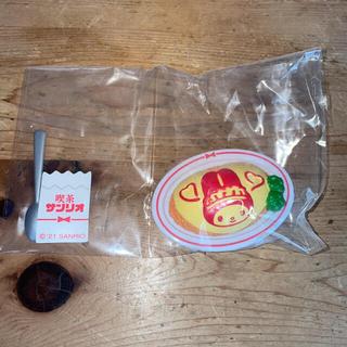 マイメロディ -  喫茶サンリオ シークレットミニチュアマスコット マイメロディ