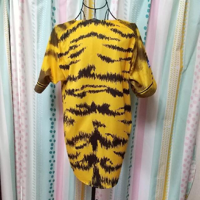 阪神タイガース(ハンシンタイガース)のJoshin   タイガース ユニフォーム スポーツ/アウトドアの野球(ウェア)の商品写真