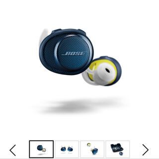 BOSE - BOSE WIRELESS earphone Bluetooth イヤホン