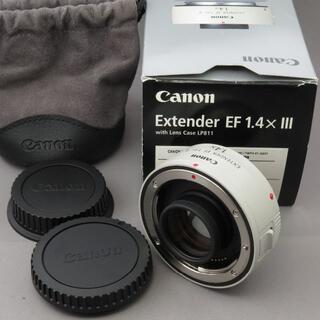 Canon - キヤノン EF1.4XIII EXTENDER