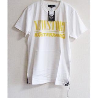 マスターマインドジャパン(mastermind JAPAN)の『新品』「MASTERMIND WORLD」NEWSTORY Tシャツ(Tシャツ/カットソー(半袖/袖なし))