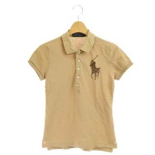 ラルフローレン(Ralph Lauren)のラルフローレン RALPH LAUREN ポロシャツ 半袖 スパンコール ロゴ(その他)