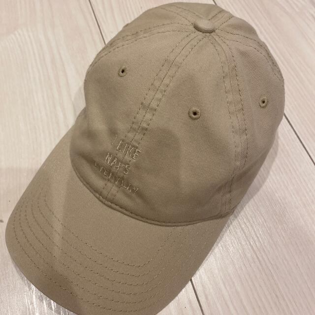 L'Appartement DEUXIEME CLASSE(アパルトモンドゥーズィエムクラス)のGOOD GRIEF キャップ 1日限定値下げ中 レディースの帽子(キャップ)の商品写真