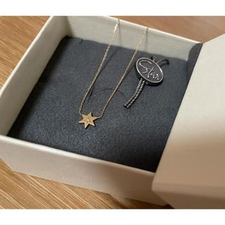 スタージュエリー(STAR JEWELRY)のstar jewelry girl 六角星ネックレス(ネックレス)