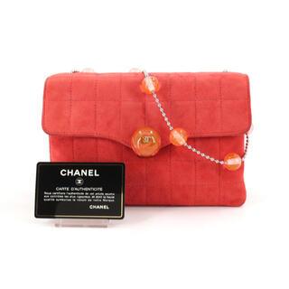 シャネル(CHANEL)のChanel シャネル ヴィンテージ ミニ レア チョコバーバッグ(ショルダーバッグ)