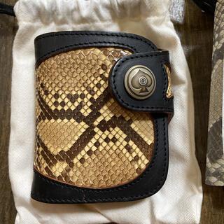 レッドムーン(REDMOON)のRED MOON TARGET OF SPADE WALLET 財布(折り財布)