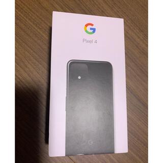 Google Pixel - Google Pixel 4 新品未使用
