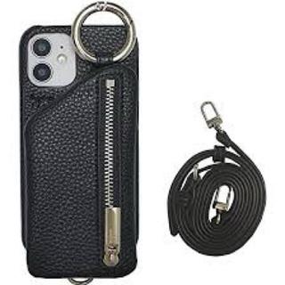 iPhone - ajew iphone12スマホケース BLACK