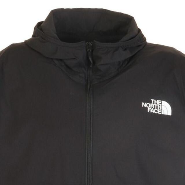THE NORTH FACE(ザノースフェイス)のL【未使用品】ノースフェイス エニータイムウィンドフーディ NP72070 K メンズのジャケット/アウター(マウンテンパーカー)の商品写真