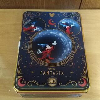 Disney - ディズニー 東京ばな奈 ファンタジア  数量限定  完売品 空き缶
