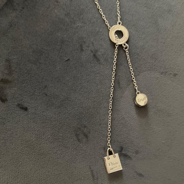 Dior(ディオール)の♡DIOR ネックレス♡ レディースのアクセサリー(ネックレス)の商品写真