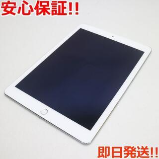アップル(Apple)の美品 docomo iPad Air 2 Cellular 16GB シルバー (タブレット)