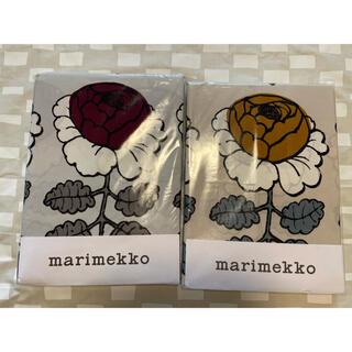 marimekko - 限定 マリメッコ ヴィヒキルース デュベカバー&ピローケースセット 2点セット