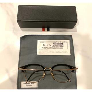 THOM BROWNE - トムブラウン Thom Browne メガネ サングラス 眼鏡 伊勢丹購入