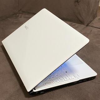 NEC - 高スペックNEC LaVie/第3世代i7/新品高速SSD/ノートパソコン/美品
