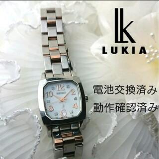 セイコー(SEIKO)のSEIKO セイコー Lukia ルキア 時計 レディース 腕時計 lk(腕時計)
