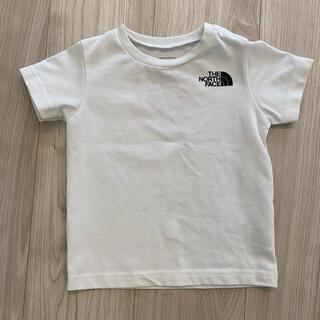ザノースフェイス(THE NORTH FACE)の訳あり価格!THE NORTH FACE Tシャツ(キッズ)90cm(Tシャツ/カットソー)