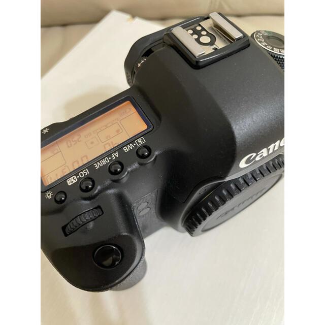 Canon(キヤノン)のCanon EOS 5D Mark II ボディ 状態良好 動作確認済み スマホ/家電/カメラのカメラ(デジタル一眼)の商品写真