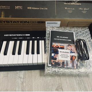 KEYSTATION 88鍵盤 MK3 中古(MIDIコントローラー)