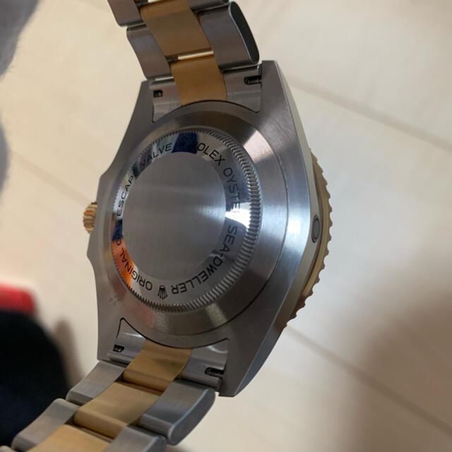 ROLEX(ロレックス)のロレックス  シードゥエラー 126603 メンズの時計(腕時計(アナログ))の商品写真