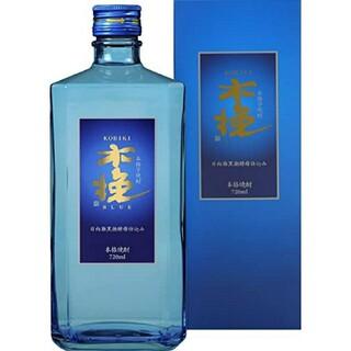 サントリー(サントリー)の木挽 ブルー 瓶 720ml (箱入り5本)(焼酎)