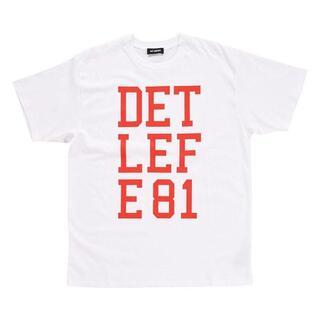 ラフシモンズ(RAF SIMONS)の●ラフシモンズ Tシャツ メンズ 172-113-19000-01030 白 L(Tシャツ/カットソー(半袖/袖なし))