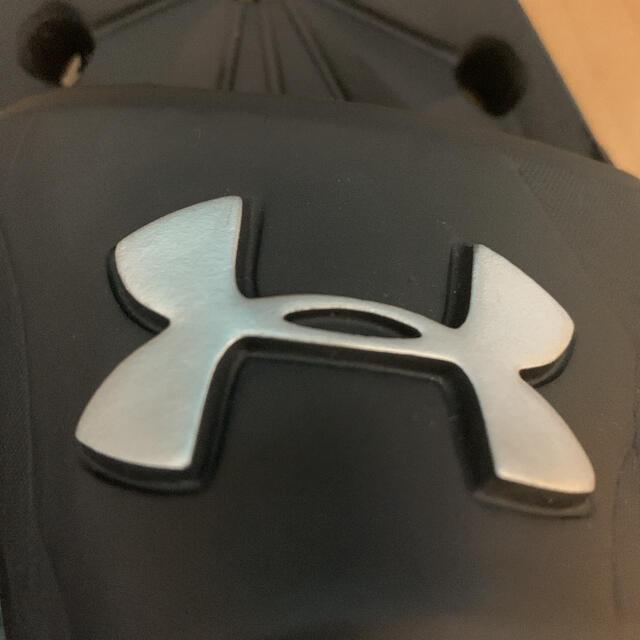 UNDER ARMOUR(アンダーアーマー)の新品タグ付き未使用アンダーアーマースポーツサンダル27cmブラックです。 メンズの靴/シューズ(サンダル)の商品写真